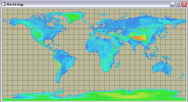 Radio mobile rf propagation simulation software world map opens a new picture window with worldwide coverage gumiabroncs